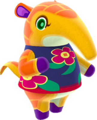 Anabelle cute villagers animal crossing new horizons