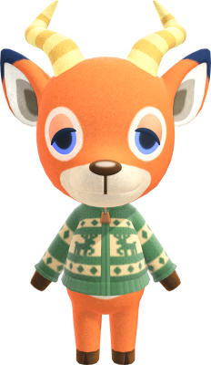 Cutest villagers beau