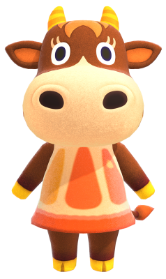 Patty cutest villagers animal crossing