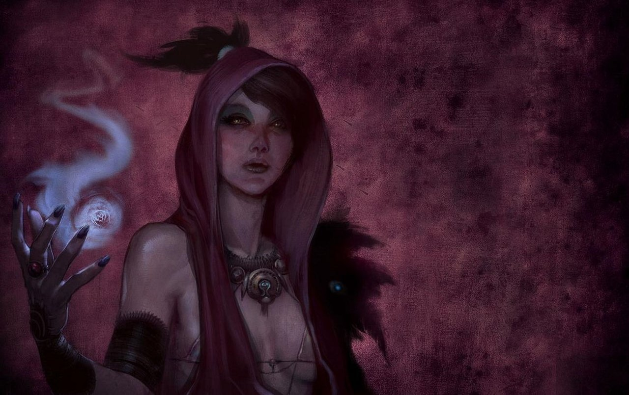 Dragon age Morrigan coolest video game mom