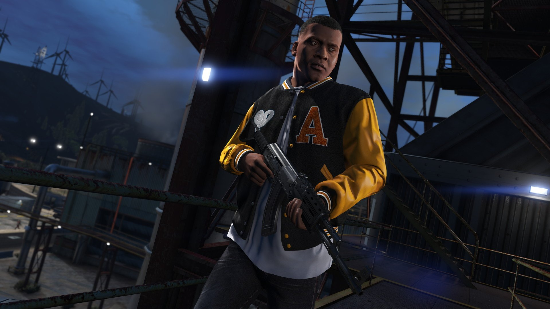 GTA 5 available for free on Epic Games Store
