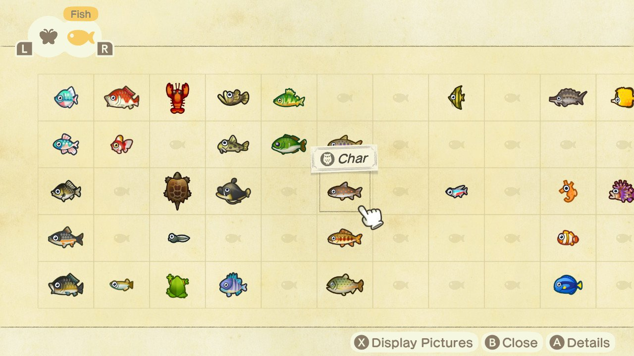 Fish leaving in June animal crossing new horizons
