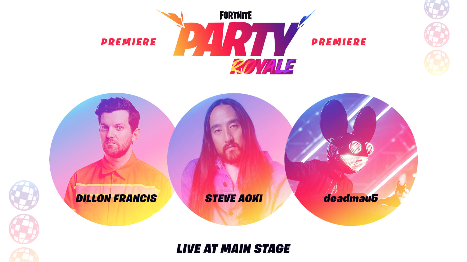 Fortnite Party Royale Premiere goes live May 8