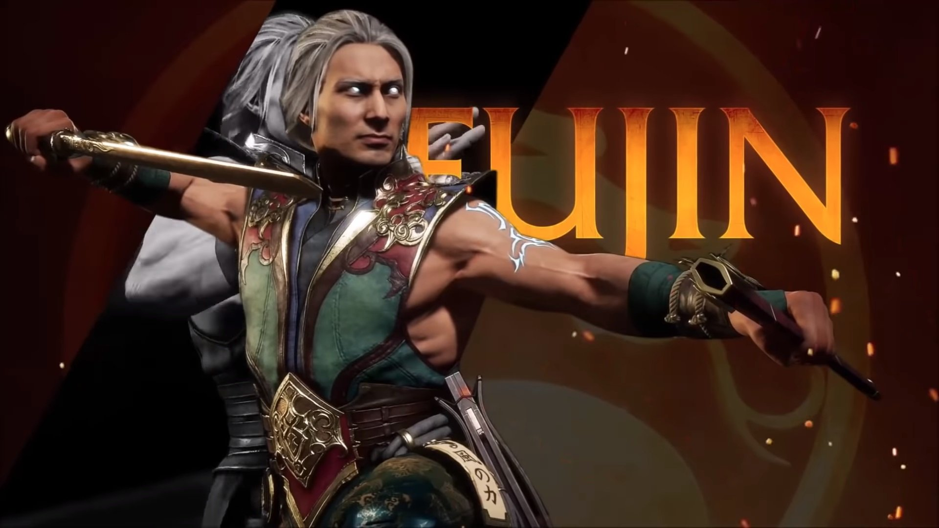 Fujin joining the Mortal Kombat 11 roster