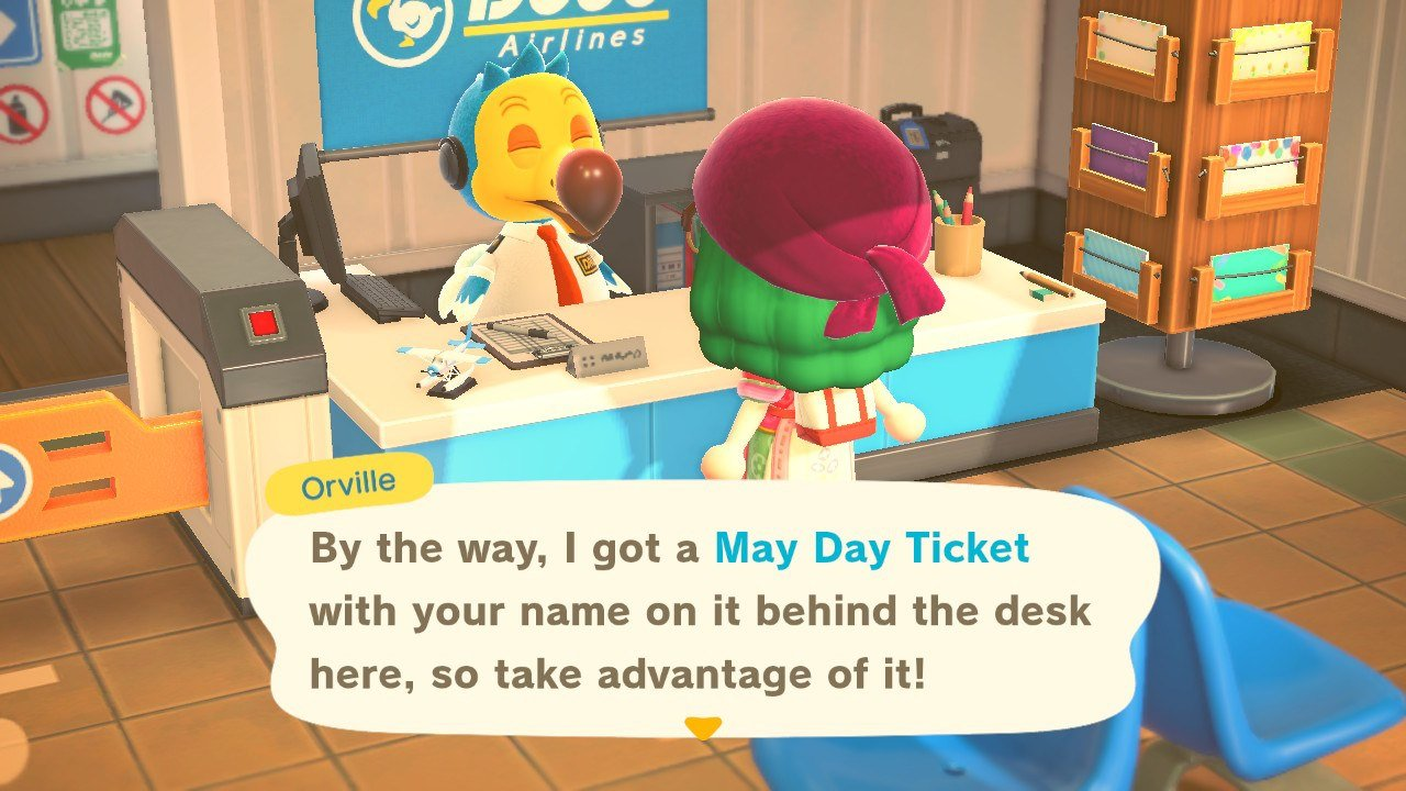 How to solve May Day maze in Animal Crossing: New Horizons