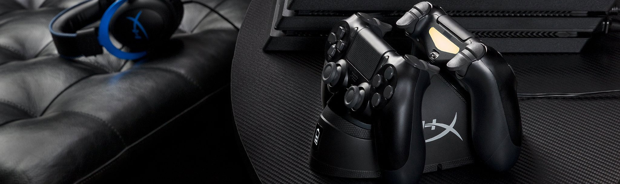 Somehow plugging your headphones into your PS4 controller can turn off your TV. Solve that.
