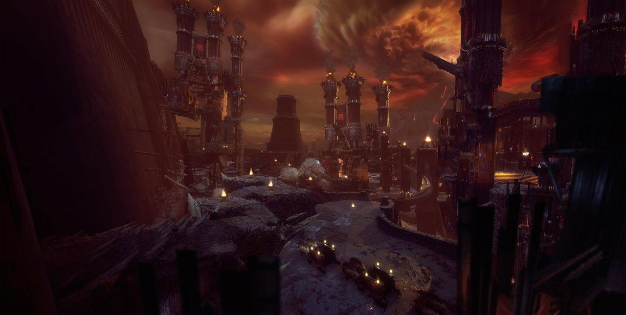 GOLLUM Lord of the rings screenshots