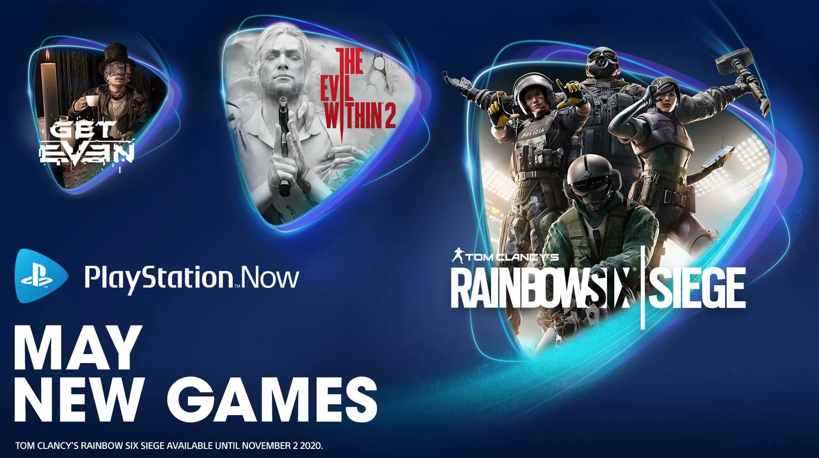 PS Now adds three new games in May