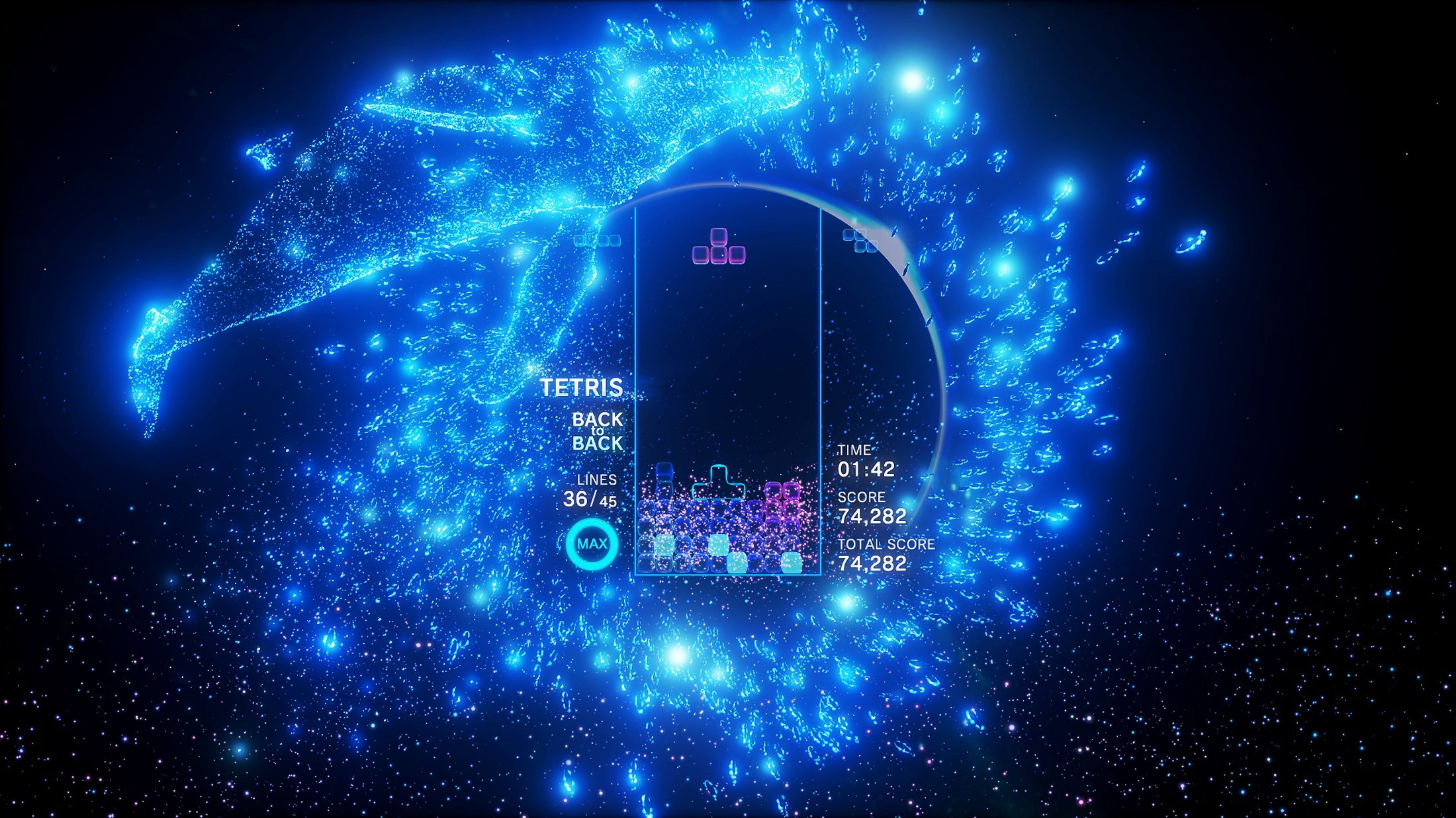 Tetris Effect now available for Oculus Quest
