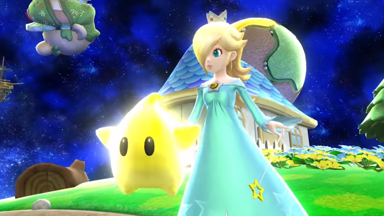 Coolest moms in video games rosalina