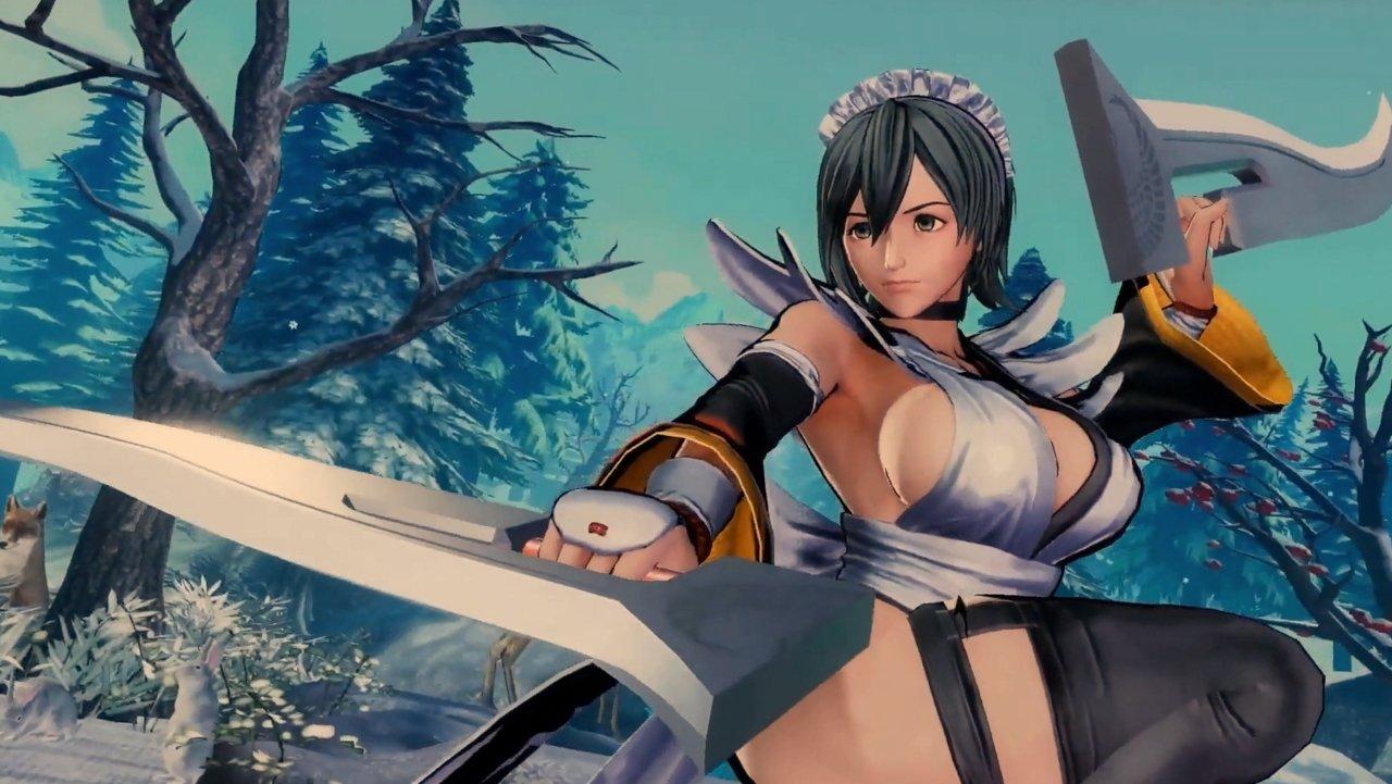 Samurai Shodown epic game store pc release date