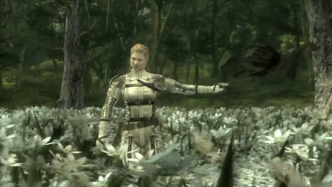 The boss metal gear soli coolest video game moms