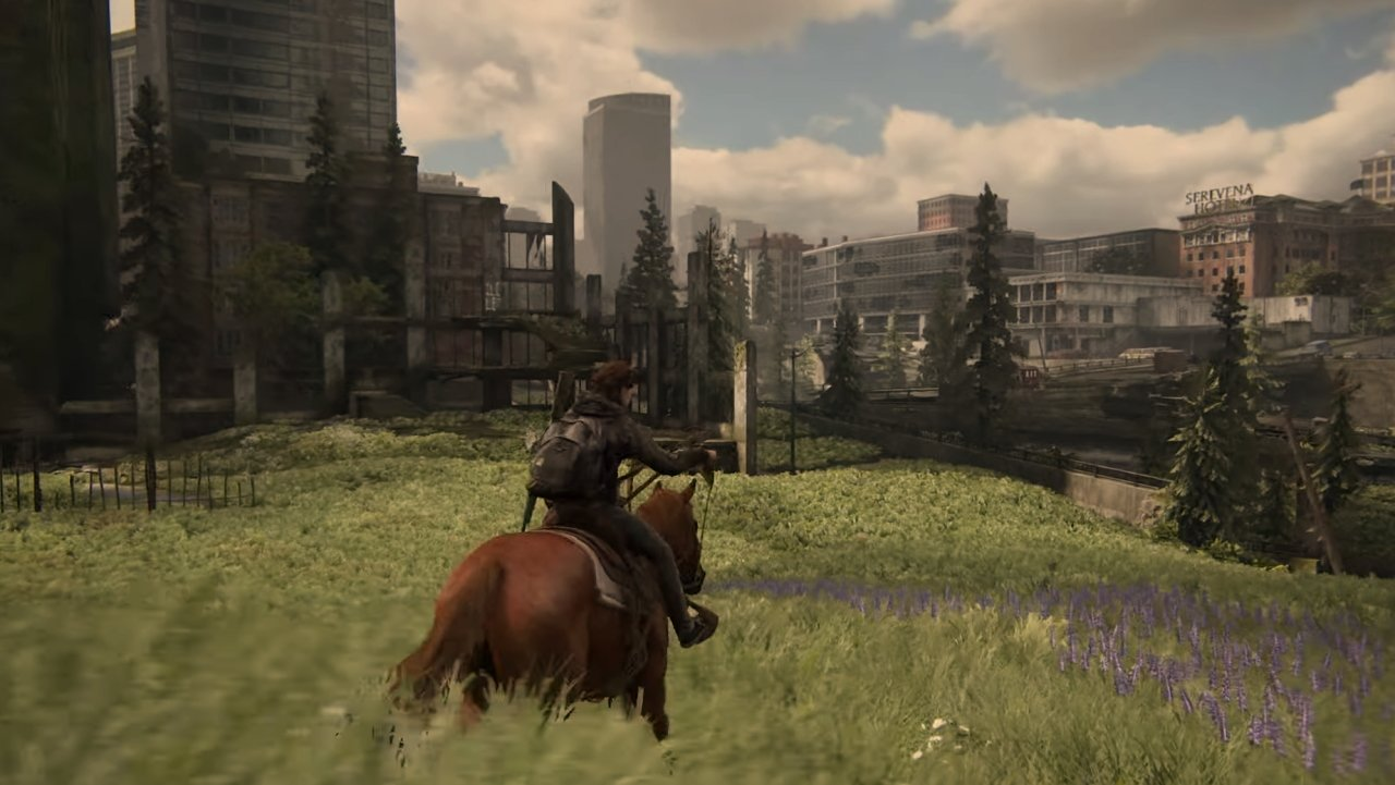 The last of us part 2 state of play gameplay details
