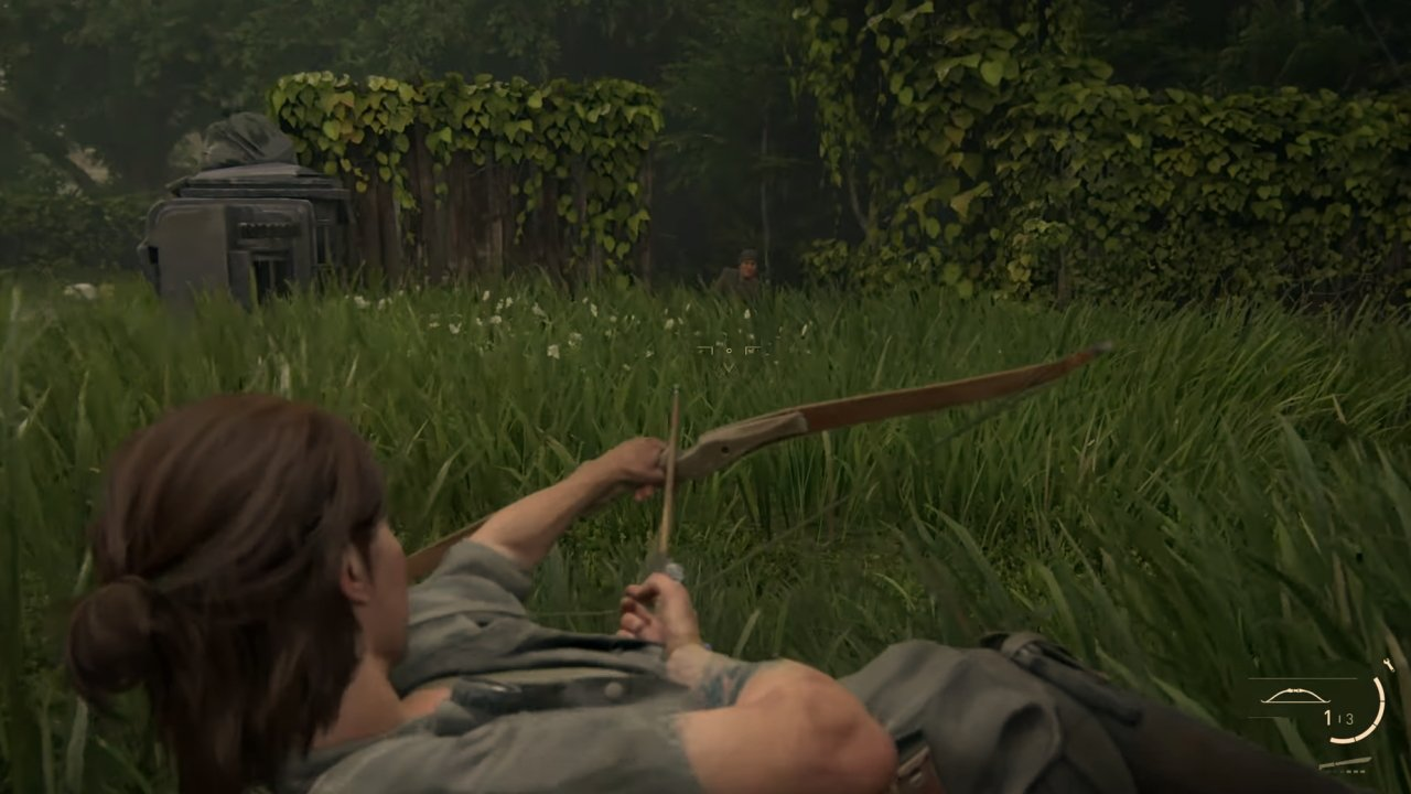 the last of us part 2 stealth