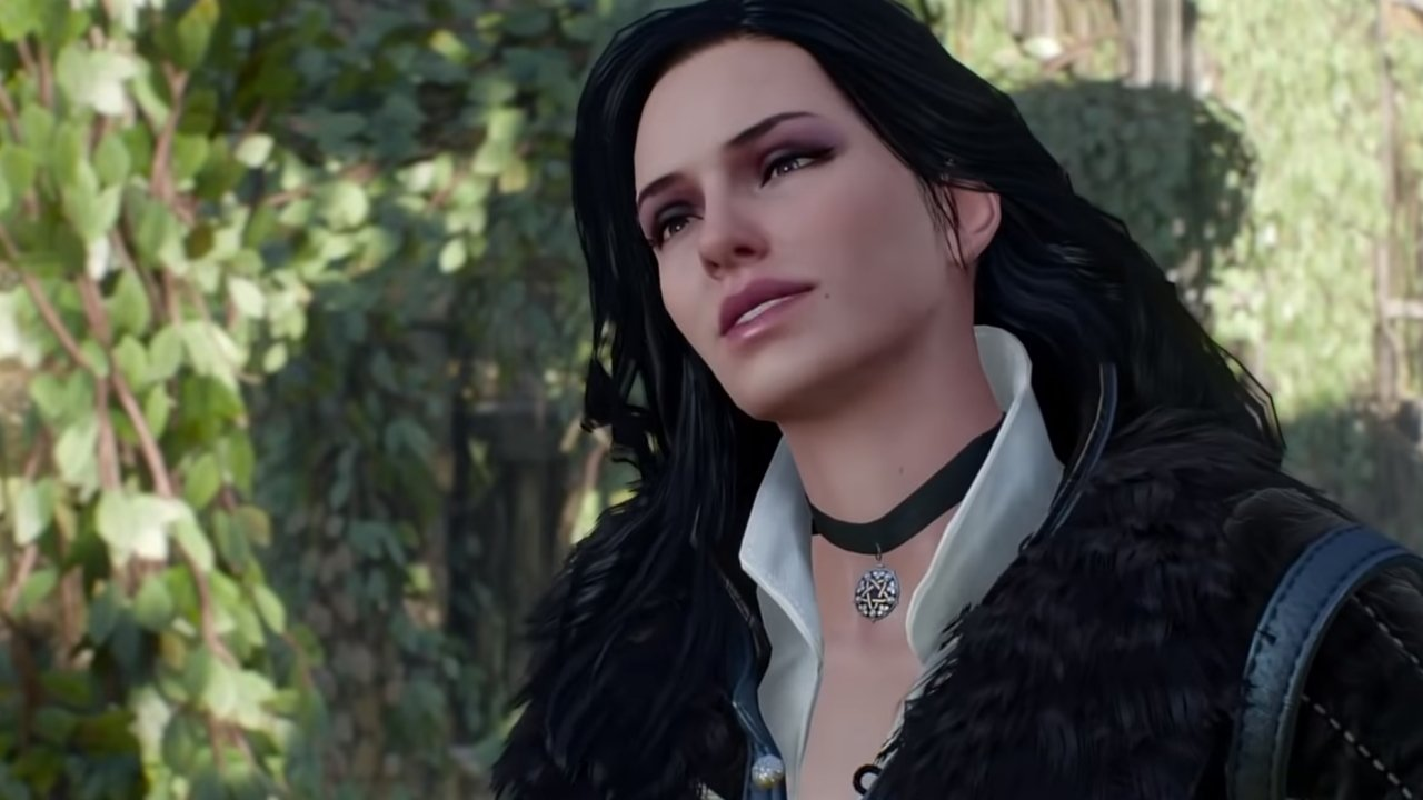 Yennefer Witcher 3 coolest video game moms