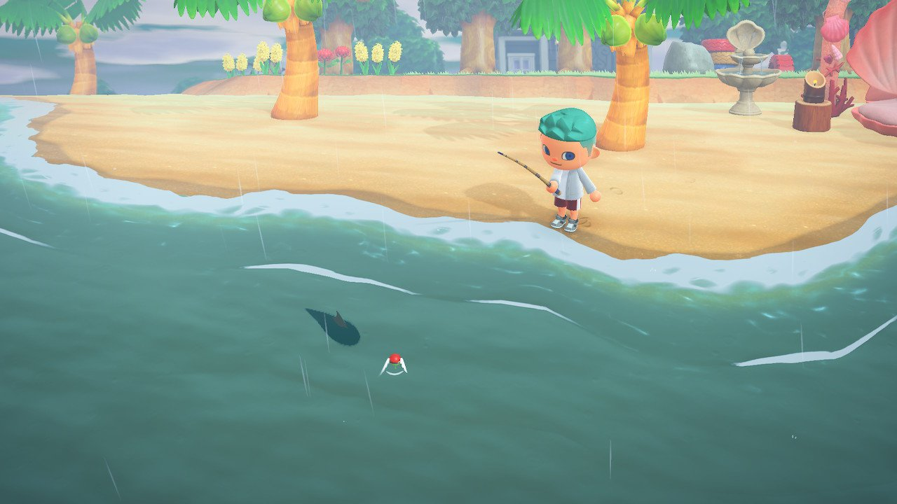 Animal Crossing New Horizons Whale Shark