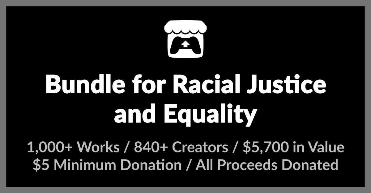 Itch.io bundle raises over $3 million for racial justice and equality