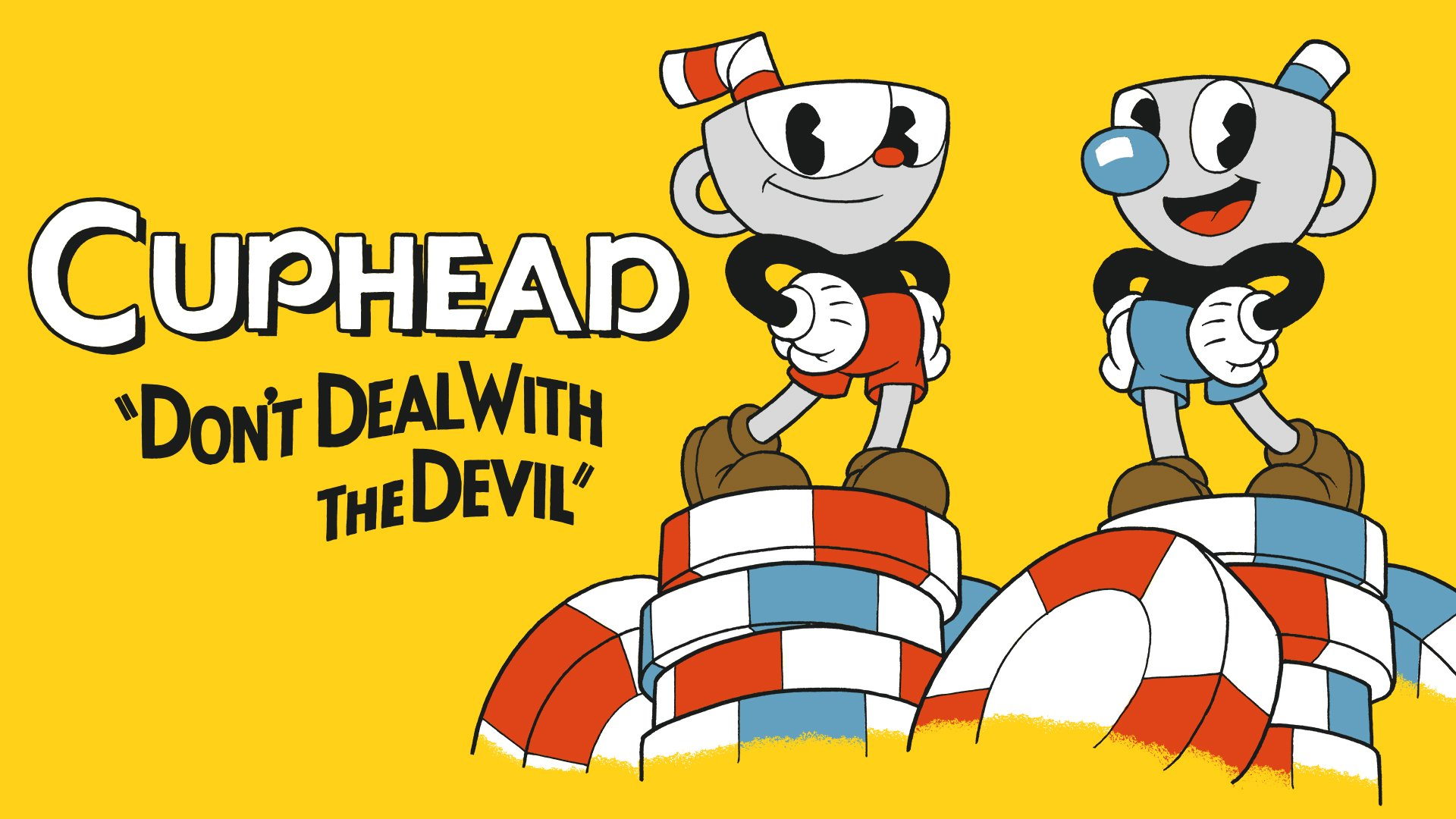 Cuphead will be voiced by Tru Valentino while Mugman will be voiced by Frank Todaro.