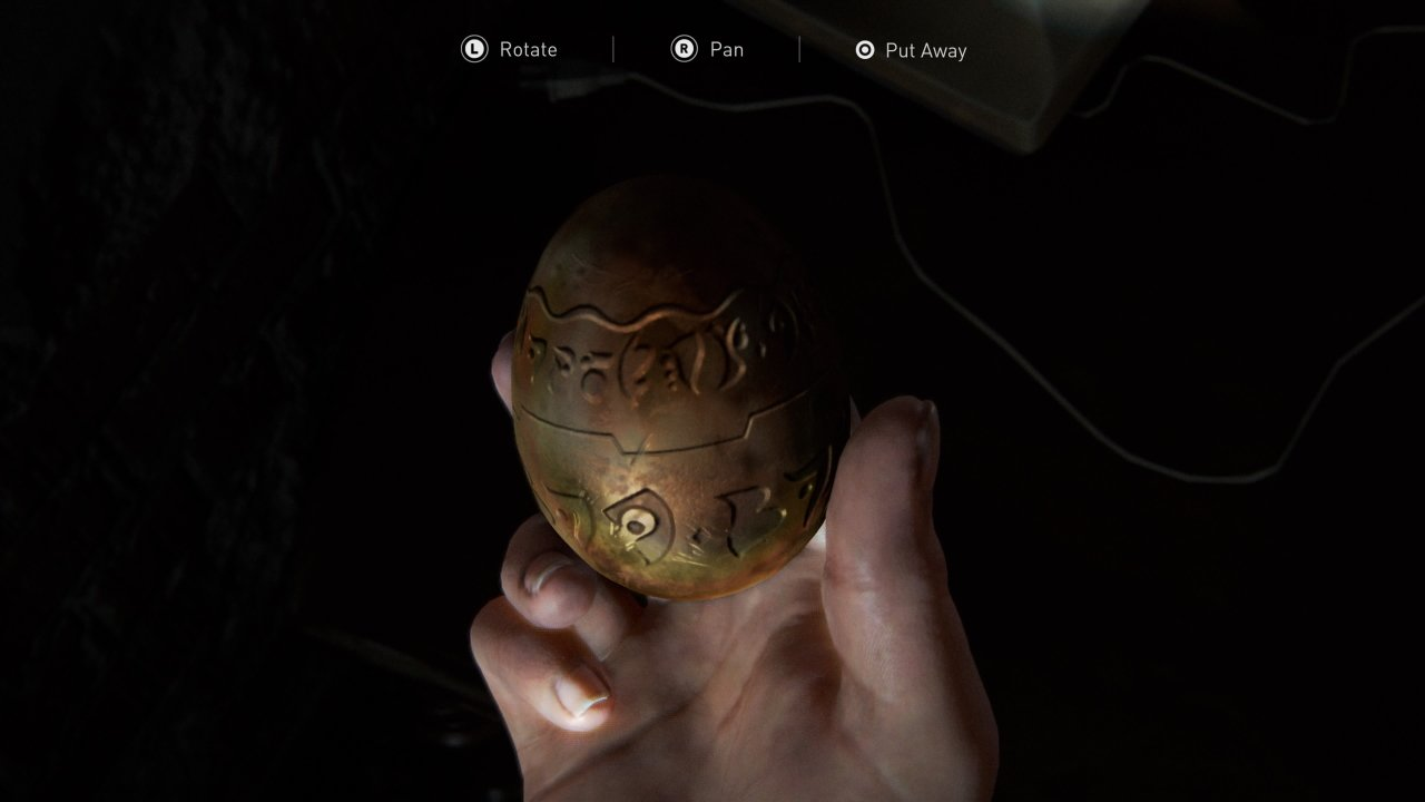 Get the strange artifact the last of us part 2 precursor orb