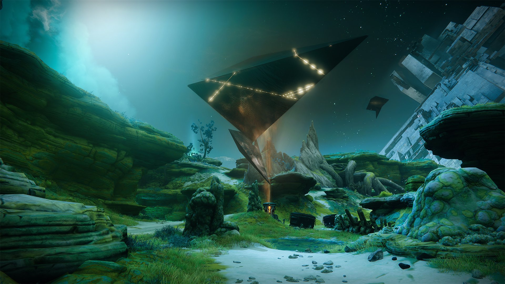 How to forge afk farm in Destiny 2