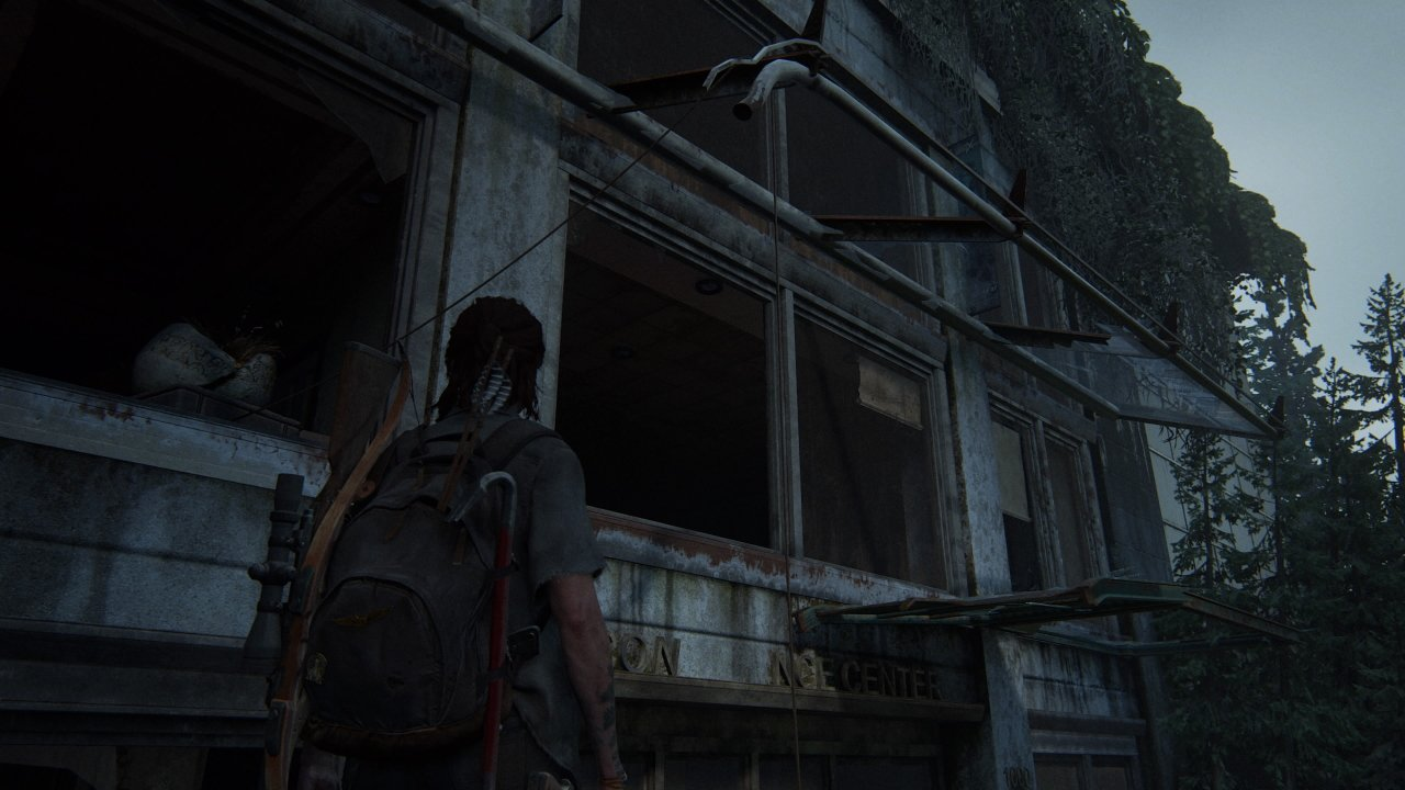 How to solve the rope puzzle in the last of us part 2 seattle day 2