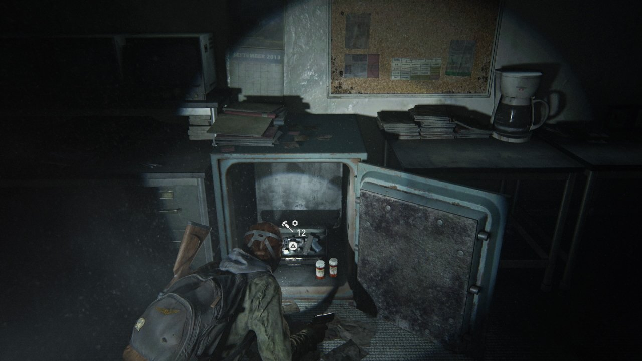 The last of us 2 tips and tricks explore safes upgrades