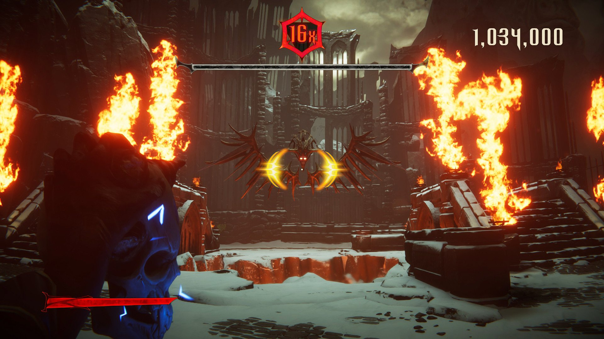 Metal: Hellsinger feels like DOOM and Devil May Cry's demonic baby