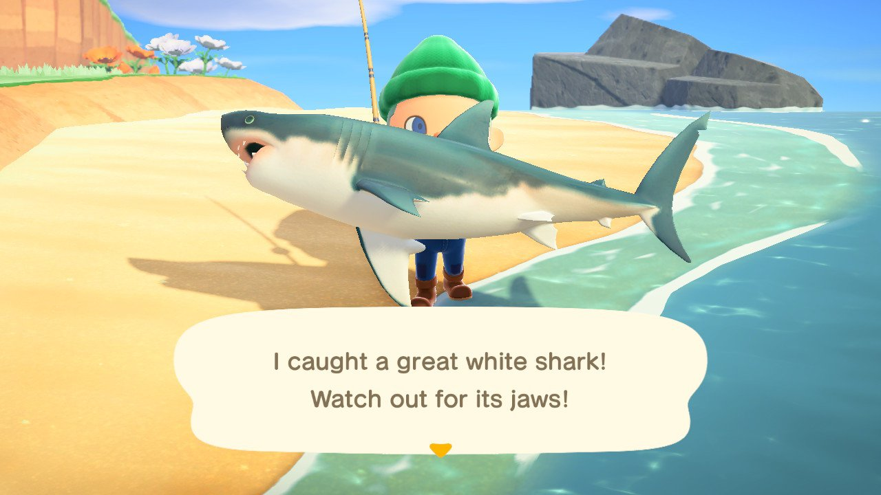 New Fish in July for Animal Crossing: New Horizons