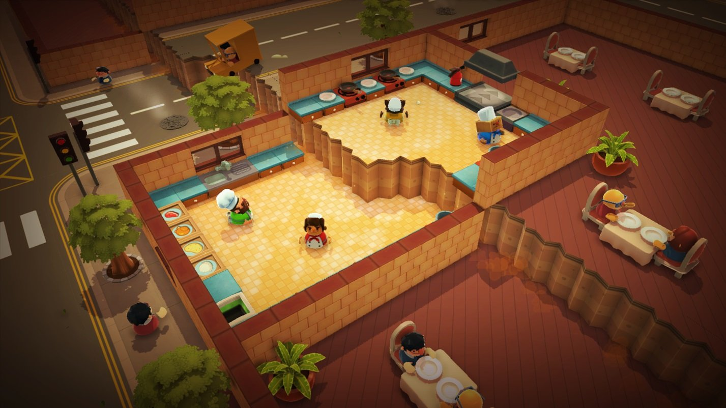 Overcooked free on Epic Games Store until June 11
