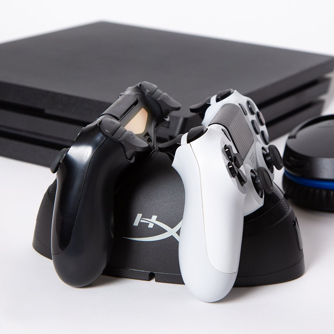 The HyperX Chargeplay Duo