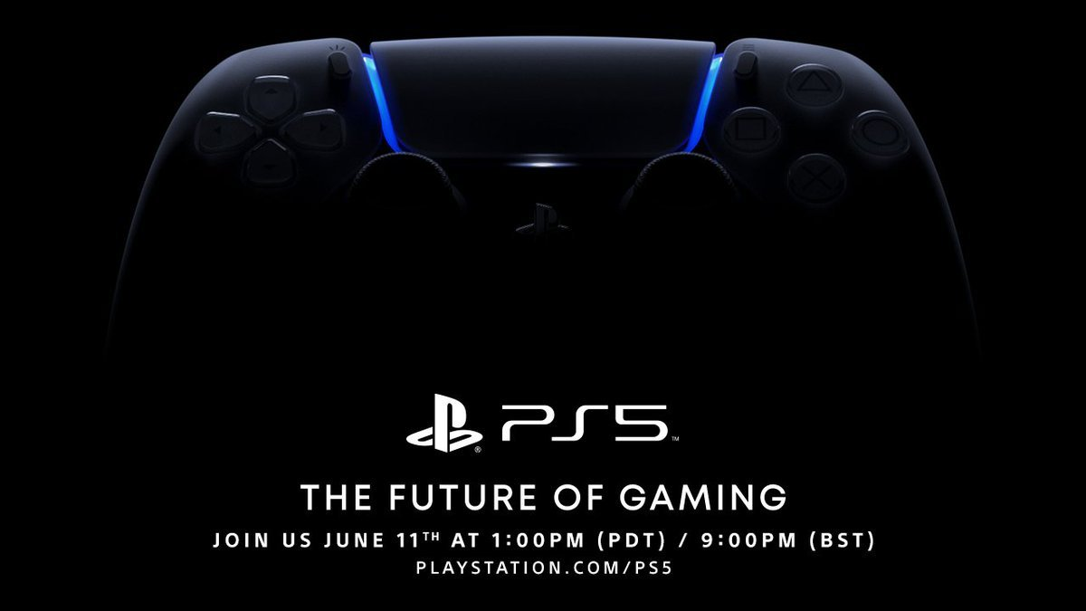 Sony confirms new PS5 reveal date