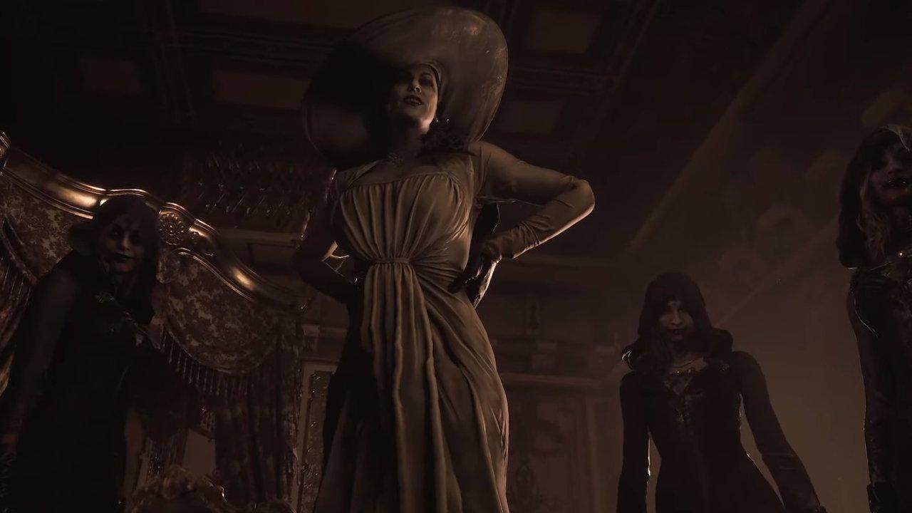 Resident Evil 8 village gameplay trailer reveal