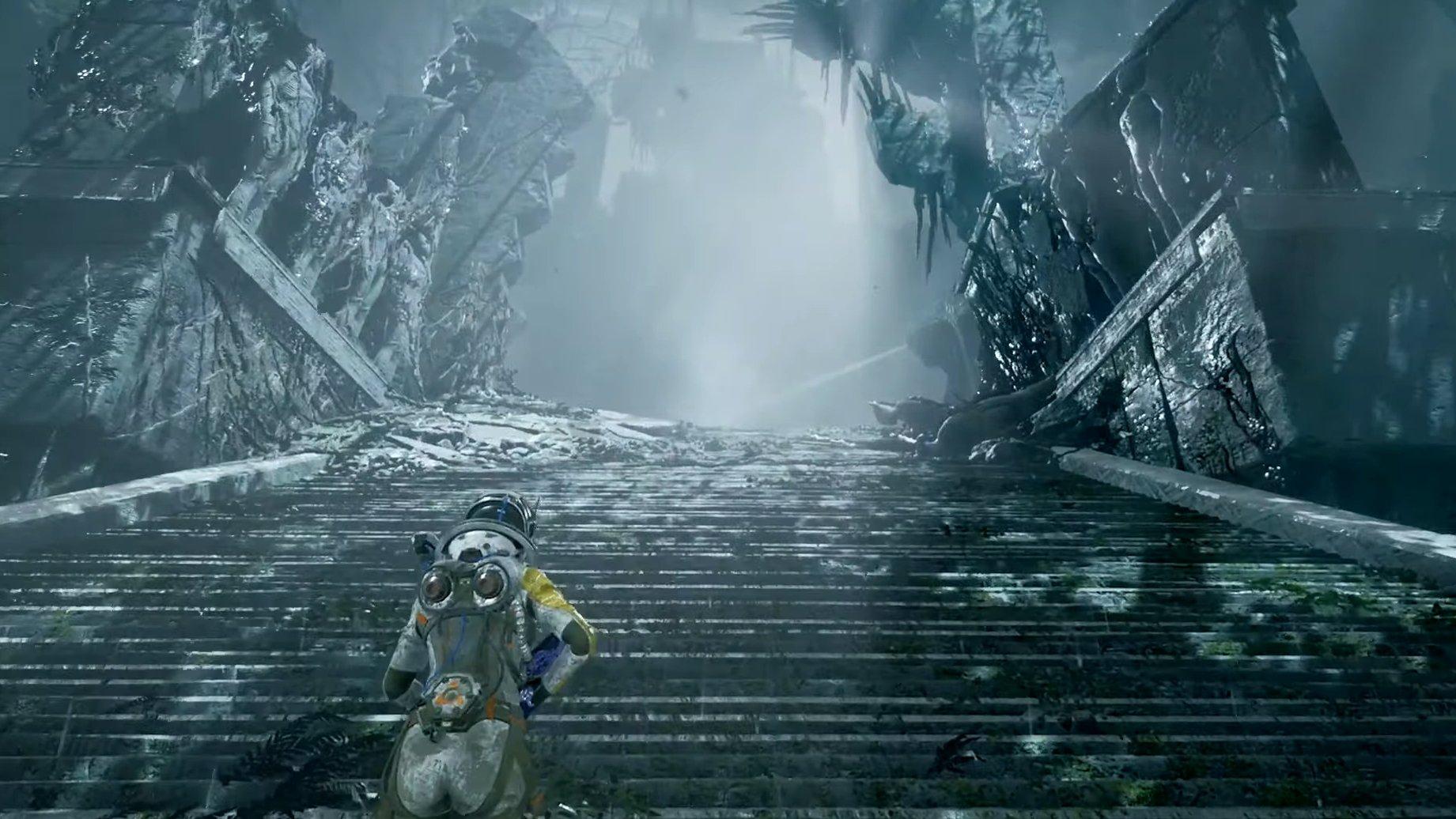 Returnal PS5 reveal trailer