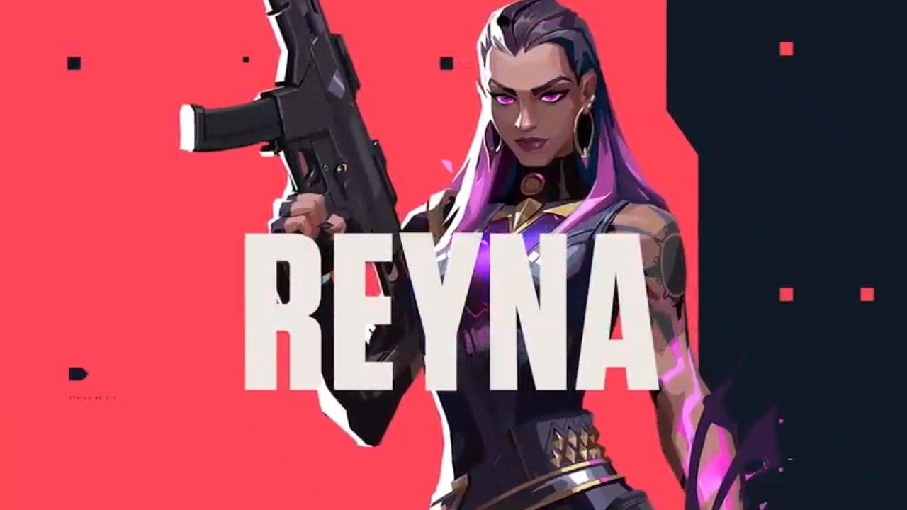 Reyna Abilities valorant abilities list
