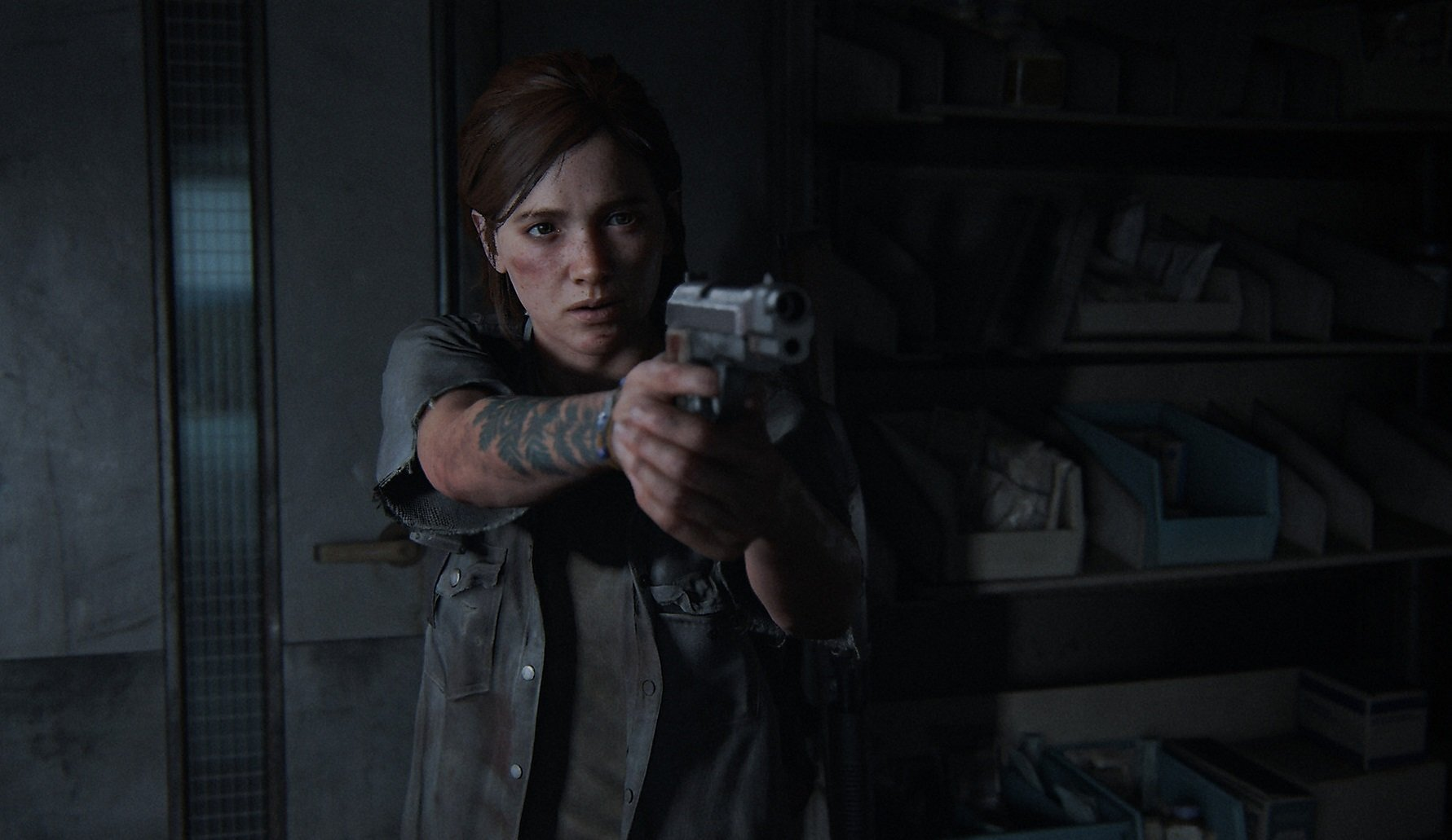 Can you skip cutscenes in The Last of Us Part 2?