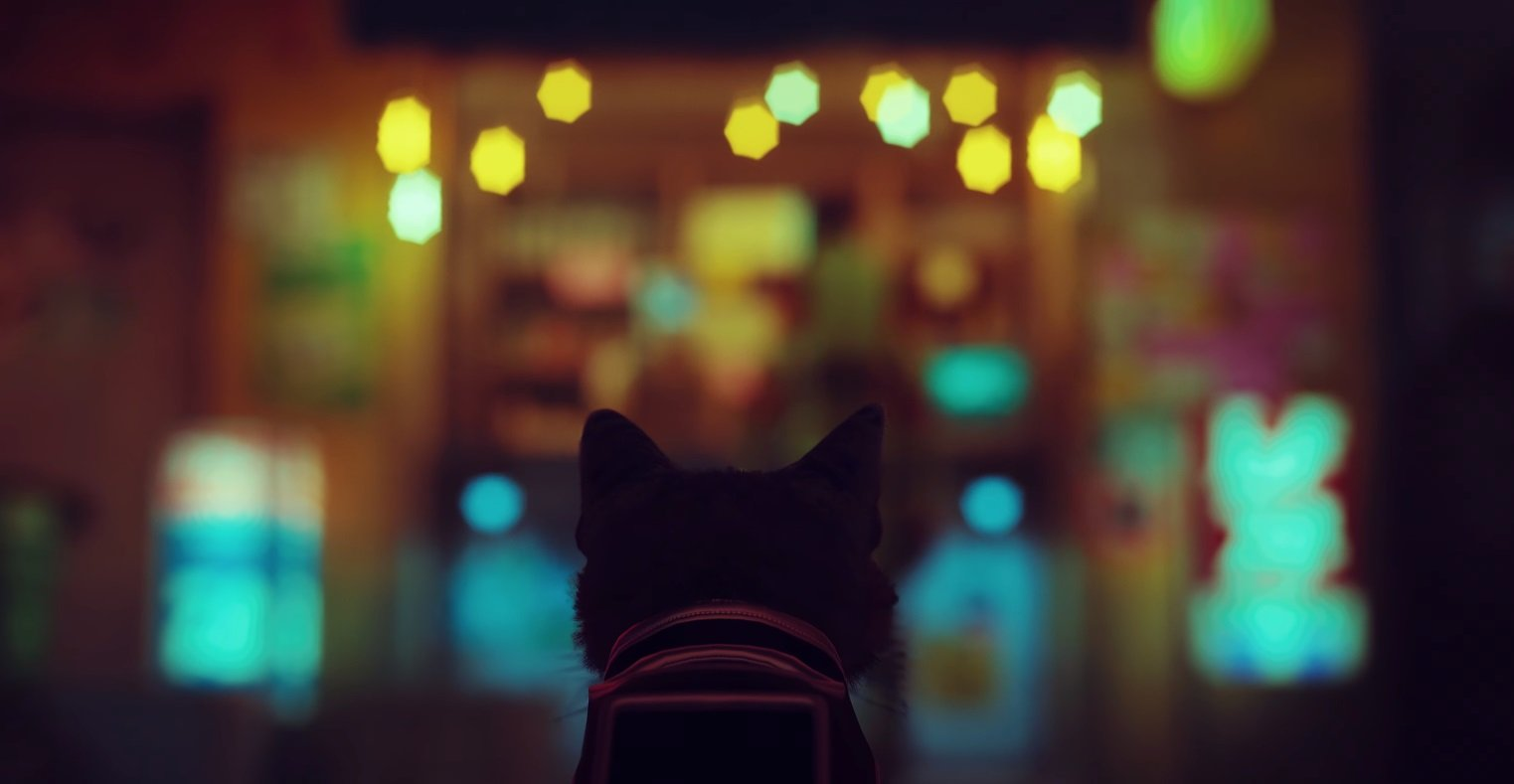 Stray is an adorable cyberpunk cat game revealed for PS5