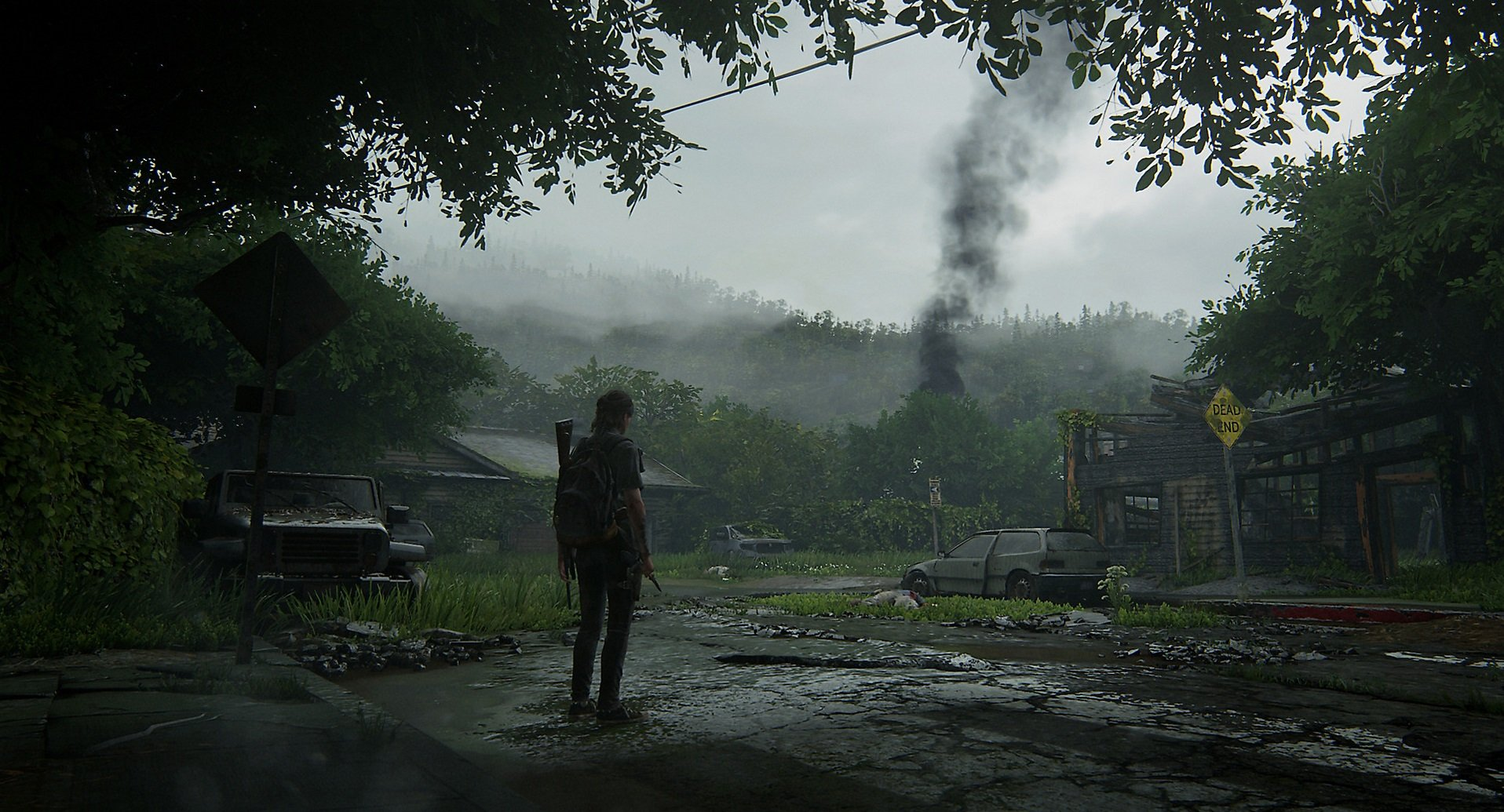 Are there multiple endings in The Last of Us Part 2?