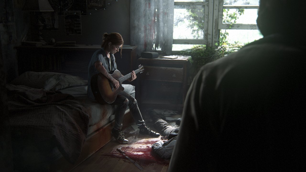 The last of us Part 2 nerves