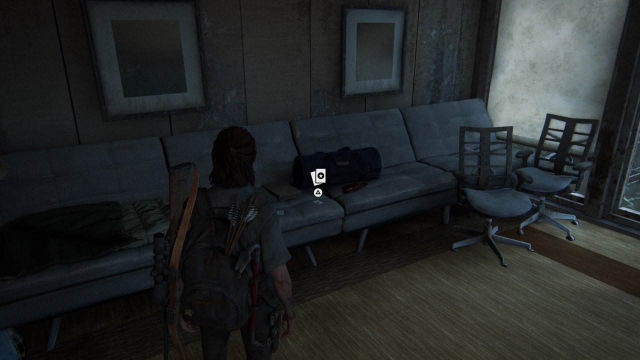 The last of us part 2 rope puzzle conference center