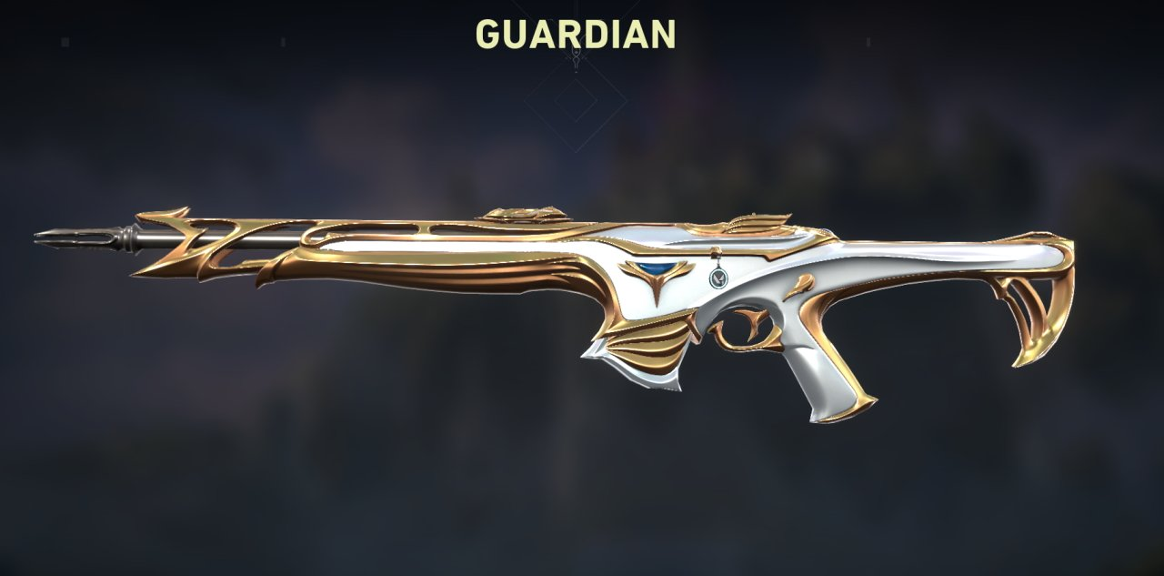 Sovereign skins Valorant Guardian