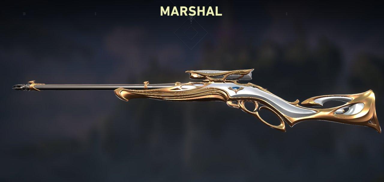 Valorant sovereign skins marshal