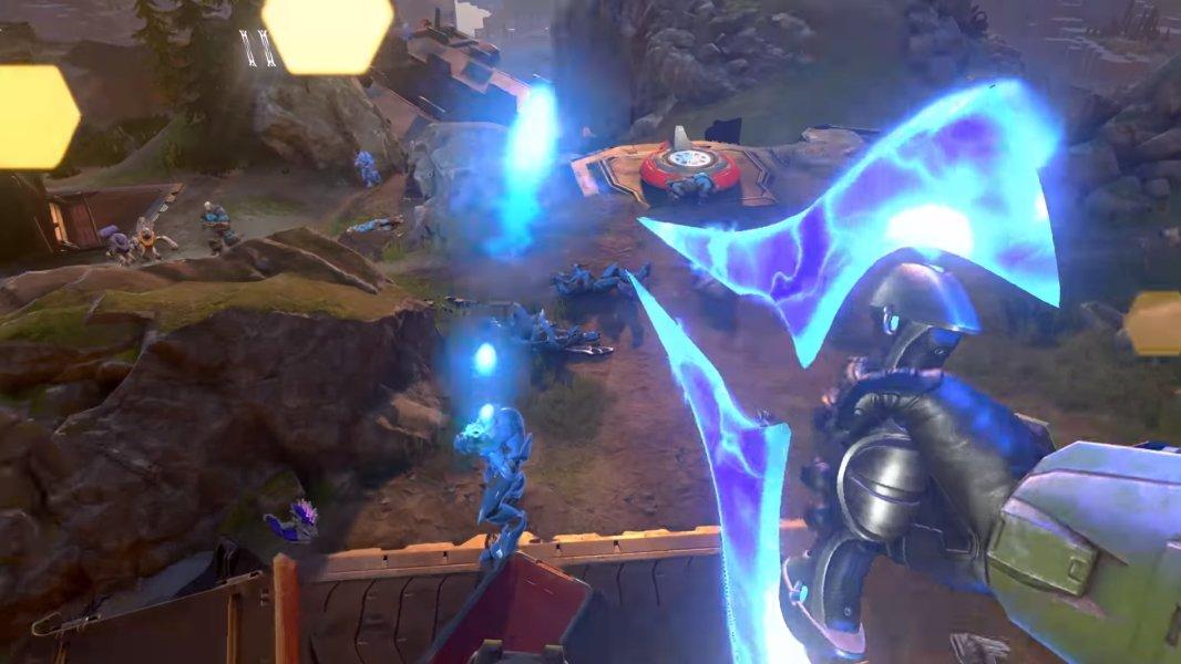 Halo infinite weapons energy sword