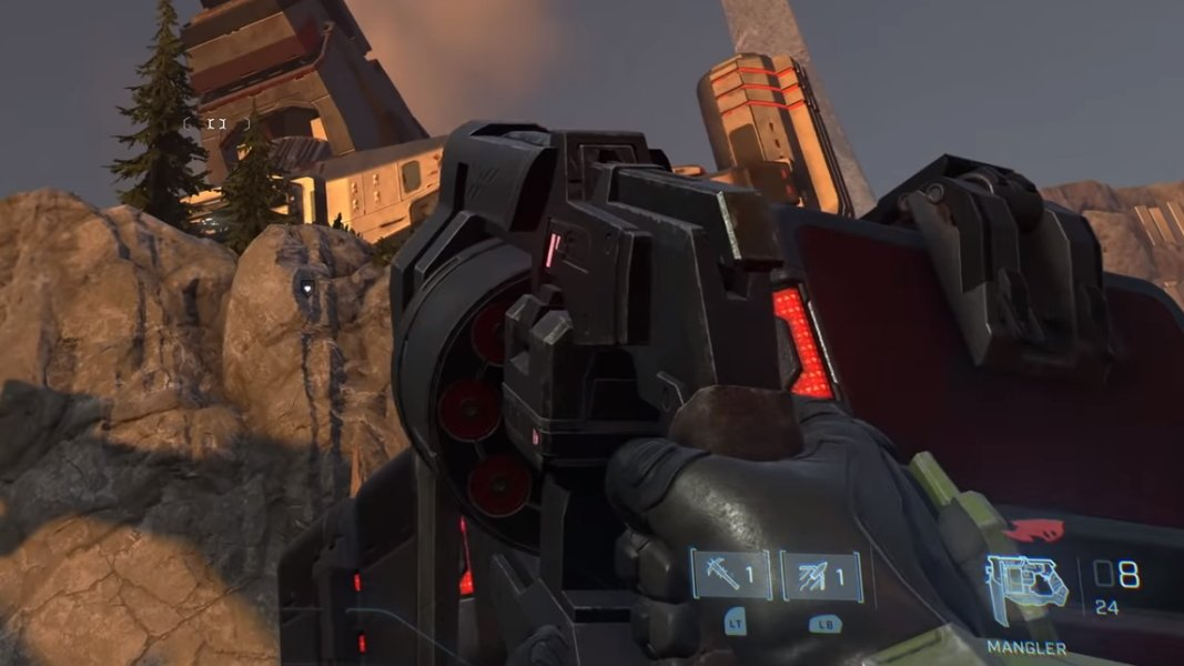 All weapons shown in Halo Infinite so far