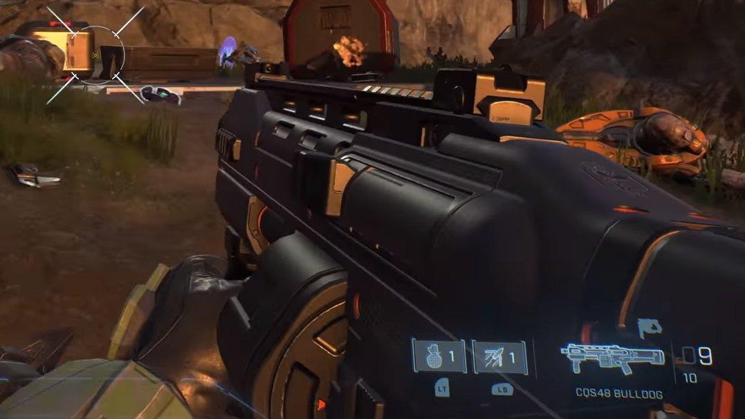 Halo Infinite shotgun all guns
