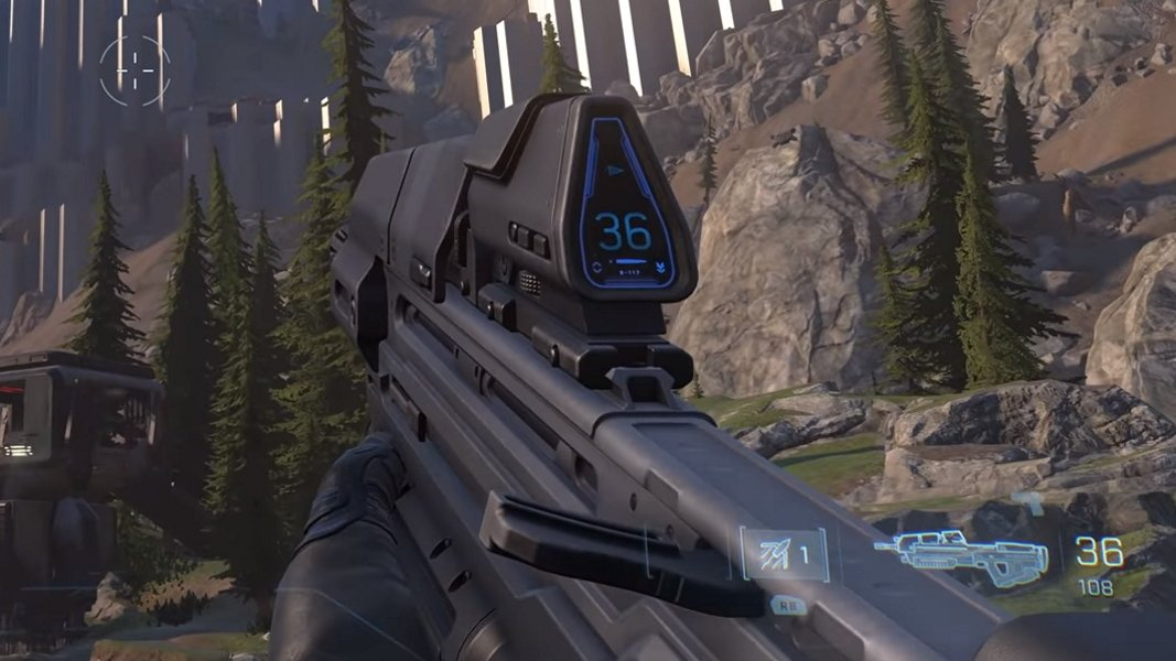 All confirmed weapons halo infinite