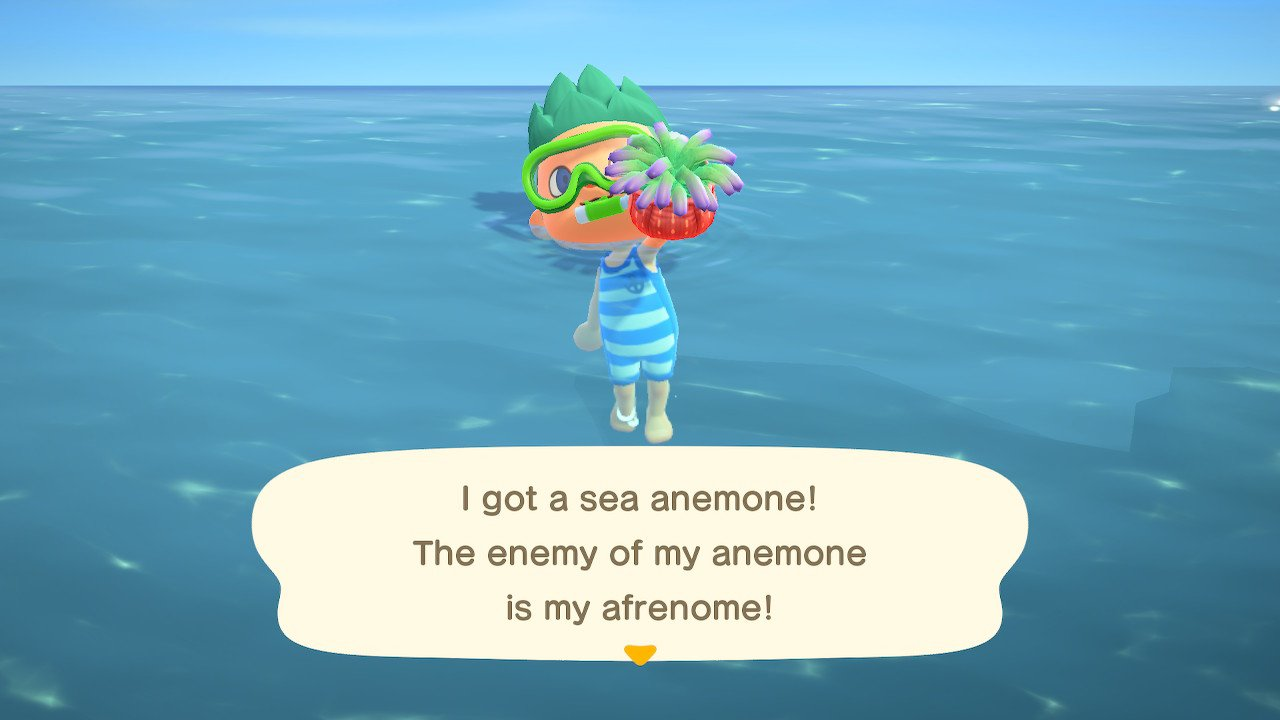 Animal Crossing New Horizons new update patch notes summer