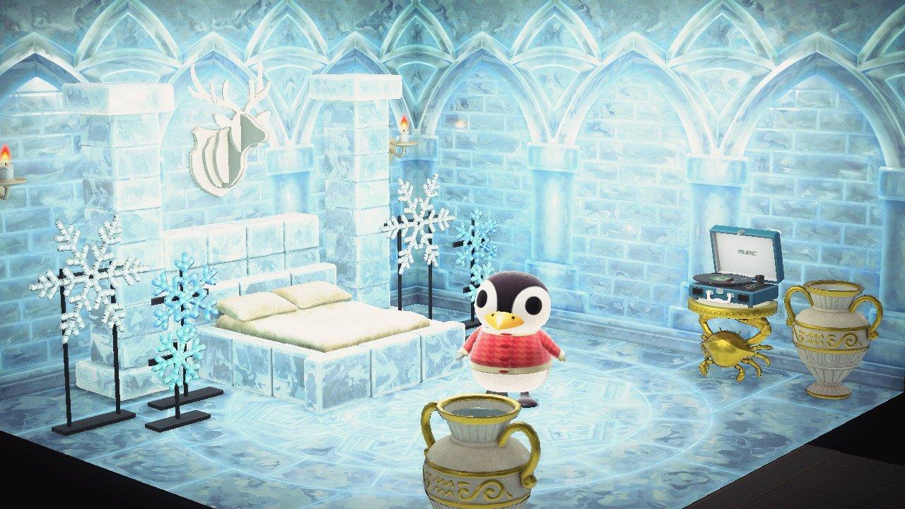 Aurora best villager houses Animal Crossing New Horizons