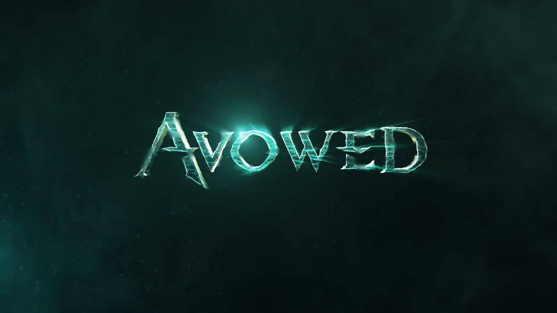 Obsidian Entertainment reveal new RPG, Avowed