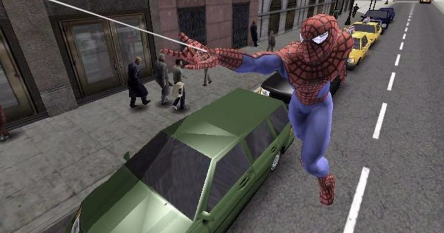 the best and worst spider-man in video games