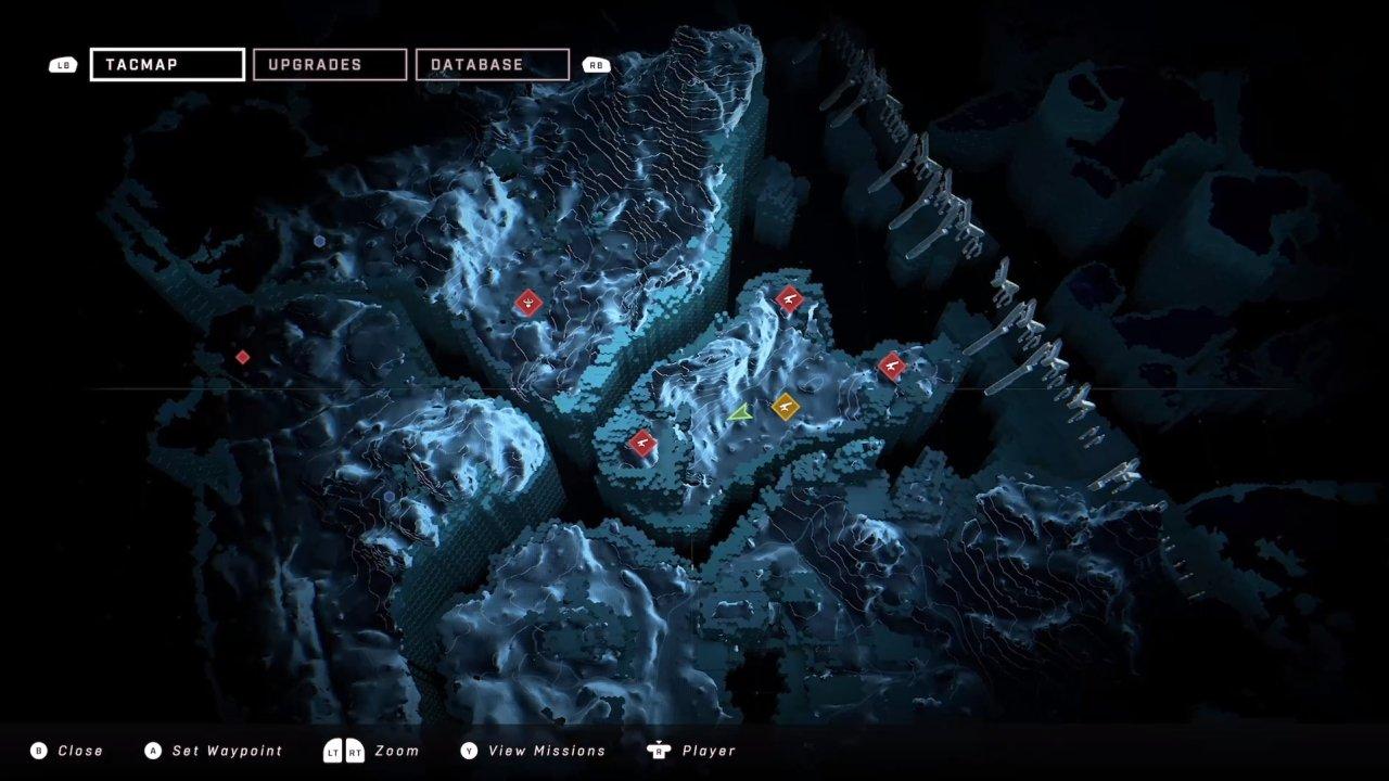 Halo infinite gameplay map open world